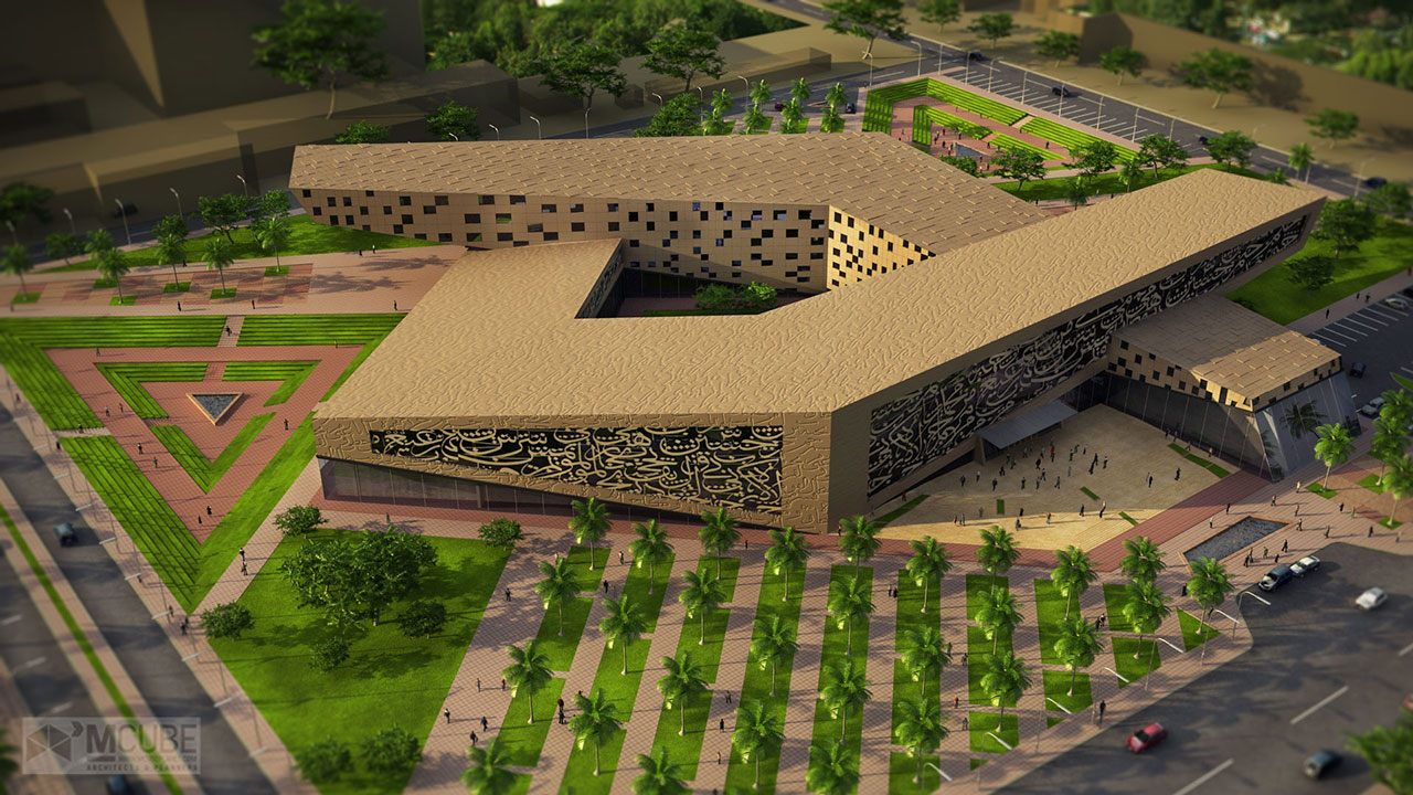 Mcube architects and planners for Conceptual designs