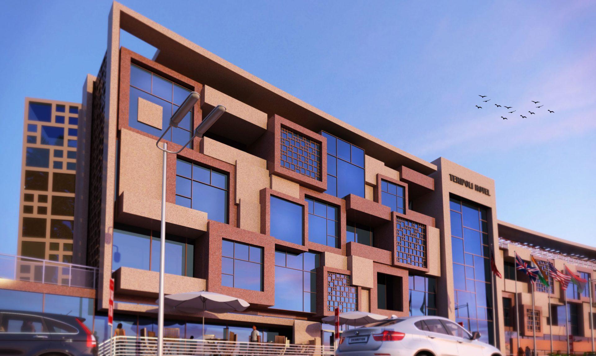 Hotel in Tripoli (3)